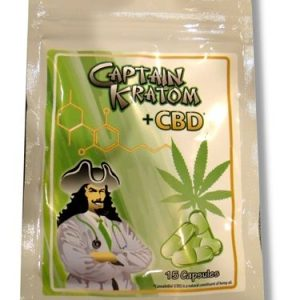 Buy Captain Kratom CBD